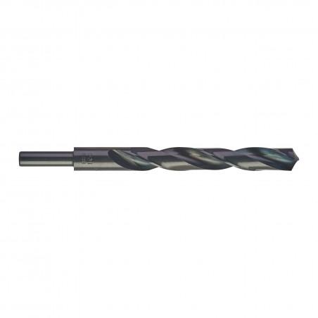 HSSR 15.5 x 178 - 1 pc | Brocas para metal HSS estampadas - DIN 338 eje reducido