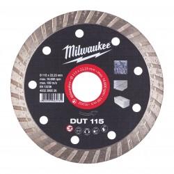 DUT 115 mm - 1 pc | Discos...