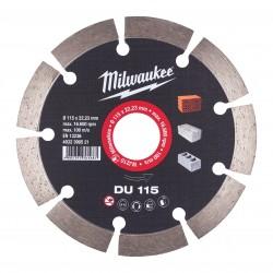 DU 115 mm - 1 pc | Discos...