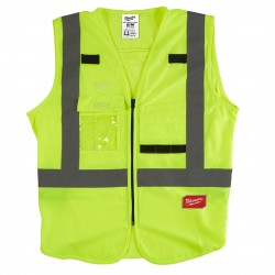 High-Visibility Vest Yellow...