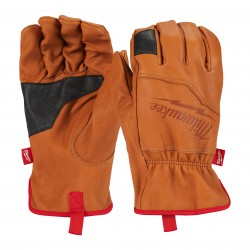 Leather Gloves - 9/L |...