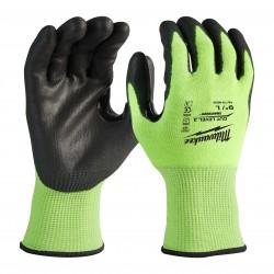 Hi-Vis Cut Level 3 Gloves...